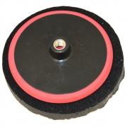 Boina Espuma Com Suporte de Velcro 160mm - Master BR
