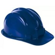 Capacete Carneira Simples Azul CA31469 - Plastcor