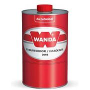 Catalisador Endurecedor 3093 Verniz 9100 450ml - Wanda