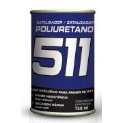 Catalisador Endurecedor Primer PU511 5x1x1 150ml - Maxi Rubber