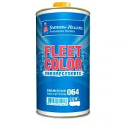 Catalisador Endurecedor PU Fleet Color 900ml - Sherwin Williams