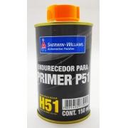 Catalisador Primer PU Alto Sólidos P51 150ml - Sherwin Williams