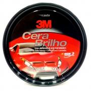 Cera Automotiva Brilho Cremosa 200g - 3M