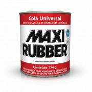 Cola Universal Adesivo Contato 774g Maxi Rubber