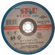 Disco Corte 10Pol 10x1/8x3/4 - Star