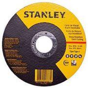 Disco Corte 4.1/2Pol 115mm x 1mm x 22.2mm STA8061 - Stanley