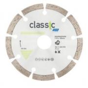 Disco de Corte Diamantado Classic Segmentado 110x20mm - Norton