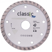 Disco de Corte Diamantado Classic Turbo 110 x 8 x 20mm - Norton