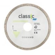 Disco de Corte Diamantado Clássico Contínuo 110x20mm - Norton