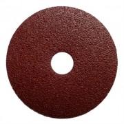 Disco de Lixa 283C 115mm 41/2 Pol Grão 80 - 3M