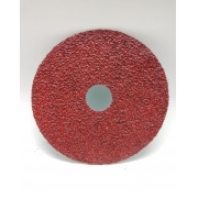 Disco de Lixa 283C 178mm 7 Pol Grão 24 - 3M