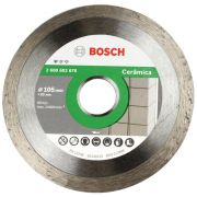 Disco Diamantado 110mm Contínuo Standard - Bosch