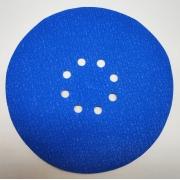 Disco Hookit Blue 338U 225mm Com 8 Furos Grão 150 - 3M