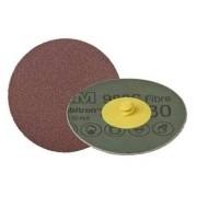 Disco Roloc 341DL 50mm Grão 36 - 3M