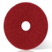 Disco Surface 4.1/2Pol 115mm AM Vermelho Furo Central 22mm - 3M