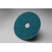Disco Surface 4.1/2Pol 115mm AMF Azul Furo Central 22mm - 3M