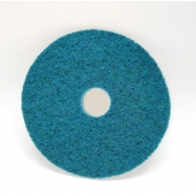 Disco Surface 7Pol 178mm AMF Azul Furo Central 22mm - 3M