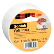Fita Veda Trinca 3M Scotch® - 50 mm x 10 m
