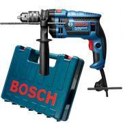 Furadeira Impacto Reversível 1/2Pol 650W GSB 13 RE 110v + Maleta - Bosch