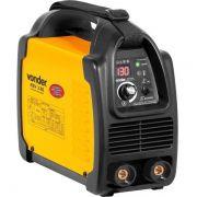 Inversor Para Solda Elétrica Display Digital Bivolt RIV 136 - VONDER
