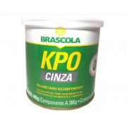 KPO Cinza Adesivo Bicomponente 460g - Brascola