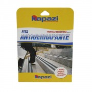 Lixa Anti Derrapante Preta 48mm x 20 Metros - Kapazi