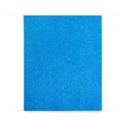 Lixa Seco Blue 338U em Folha Grão 220 - 3M