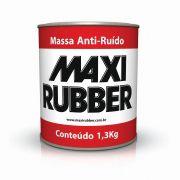 Massa Anti Ruído 1.3kg - Maxi Rubber