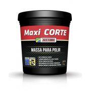 Massa de Polir Base Dágua Maxi Corte 1kg - Maxi Rubber