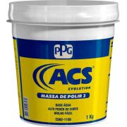 Massa de Polir Base Dágua Nº02 900ml  - PPG