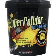 Massa de Polir Base Dágua Super Polidor 1kg - AutoAmérica