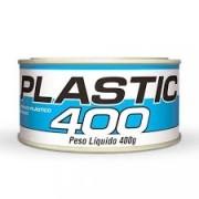 Massa Plástica Branca 400g - Maxi Rubber