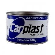 Massa Plástica Cinza 400g - Carplast