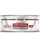 Massa Plástica Super Light 495g - Anjo
