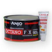 Massa Poliéster Octano FX Catalisador 900g - Anjo Tintas