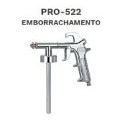 Pistola De Emborrachamento Pneumática PRO-522 - PDR