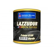 Primer PU Poliuretano 8100 Verde Lazzuril 800ml - Sherwin Williams