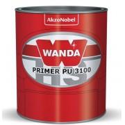 Primer PU Poliuretano PU3100 Com Catalisador 900ml - Wanda