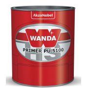 Primer PU Poliuretano PU5100 Com Catalisador 900ml - Wanda