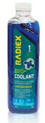 Solução Arrefecimento Concentrado Bio Collant R-1922 Azul 1Litro - Radiex