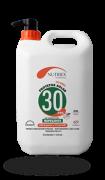 Protetor Solar Com Repelente FPS30 4 Litros - Nutriex