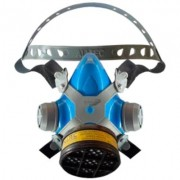 Respirador 1/4facial + 01 Filtro Vo Ga - Alltec Do Brasil