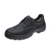 Sapato de Segurança PU Bidensidade Amarrar N°35 - Marluvas