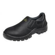 Sapato Elástico Preto 50T19 Eletricista Bico Plástico N°40 - Marluvas