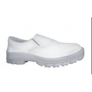 Sapato Elástico Sem Bico Branco N35 - Cartom