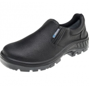 Sapato Ocupacional Elástico 95S19 Com bico Plástico Nº39 - Marluvas