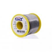 Solda Branca Com Fluxo 500gr - Cobixx