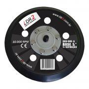 Suporte Base Hookit 152mm 6Pol - LDR