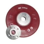 """Suporte Disco de Fibra Vermelho 7"""" M14 - 5/8 -3M"""