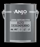 Tinta Esmalte Alta Temperatura 3.6l Alumínio Semi - Anjo Tintas